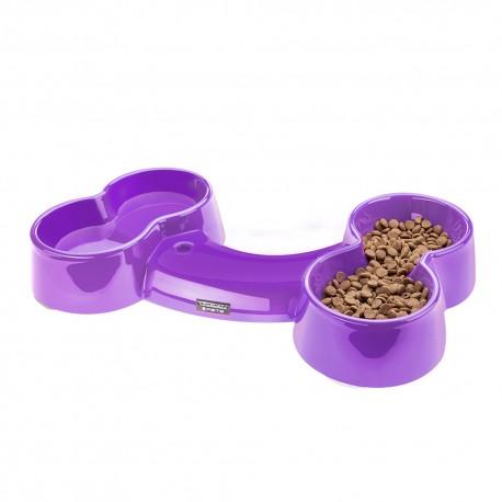 Bowl Hueso Mystic Purple - Envío Gratis