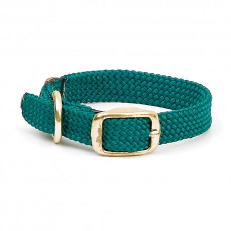 """Collar c/Broche Dorado 9/16"""" x 12"""" - Envío Gratis"""