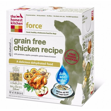The Honest Kitchen: Force™ - Envío Gratis