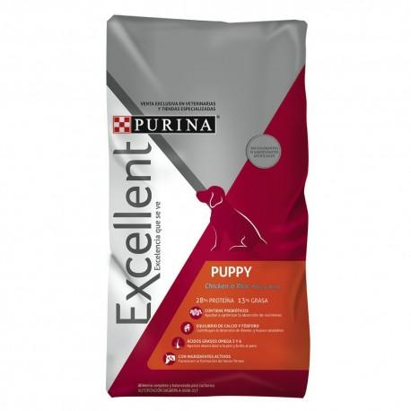 Excellent® Puppy Chicken & Rice - Envío Gratis