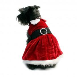 Vestido Sra. Claus - Envío Gratis