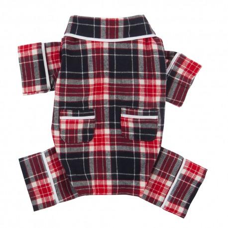 Pijama a Cuadros - Envío Gratis