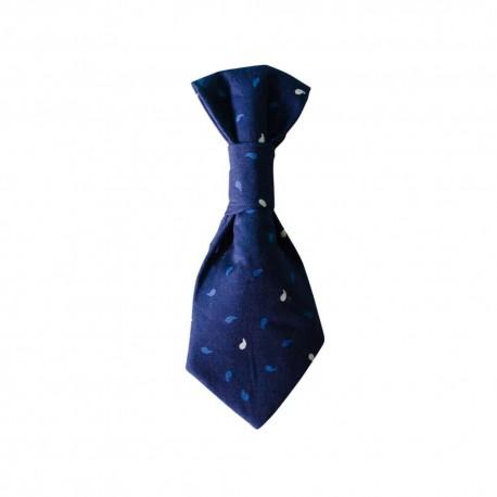 Corbata Clyde-Blue - Envío Gratis