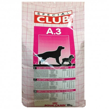 Special Club: Cachorro A3 - Envío Gratis