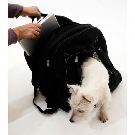 Mochila Pet at Work Negro - Envío Gratis