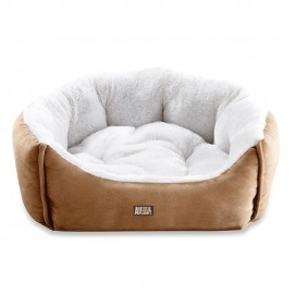Small Ultra Suede Pet Bed