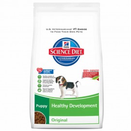 Puppy Healthy Development Original