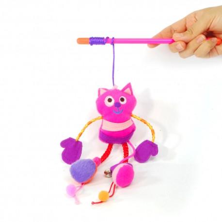 Mouse/Cat Dangler - Envío Gratis