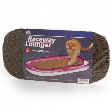 Raceway Lounger Replacement Pad Scratcher - Envío Gratis