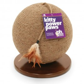 Rascador Sphere With Tassel Toy - Envío Gratis