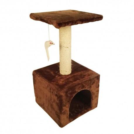 Mueble Para Gato Con Juguete - Envío Gratis
