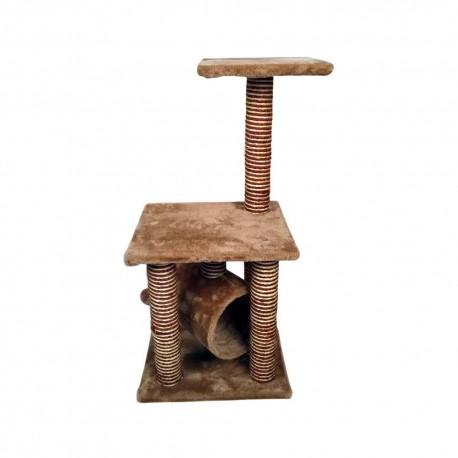 Mueble Para Gato Con Túnel - Envío Gratis