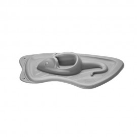 TG Bowl Raton Stone Grey