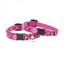 """Collar con Cascabel 1/2"""" Puppy Love - Envío Gratis"""