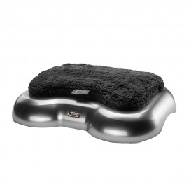Cama Kitty Dark Chrome