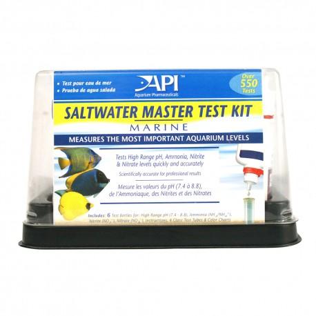 Master Test Kit para Agua Salada - Envío Gratis