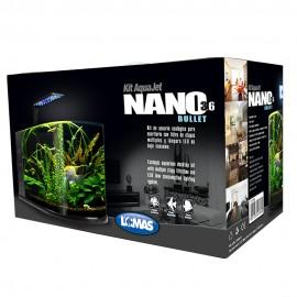 Acuario Nano Bullet - Envío Gratis