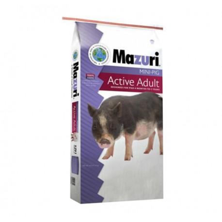 Mazuri Mini Pig Active - Envío Gratis