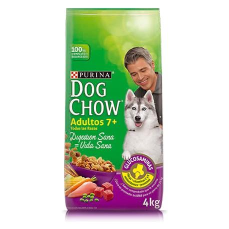 Dog Chow Senior Adulto 7+ - Envío Gratis