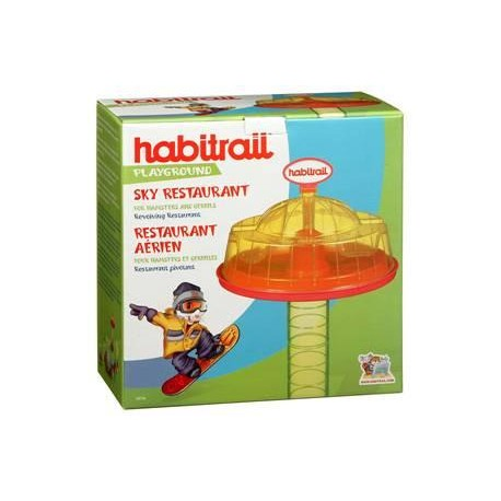 Habitrail Playground Restaurante - Envío Gratis