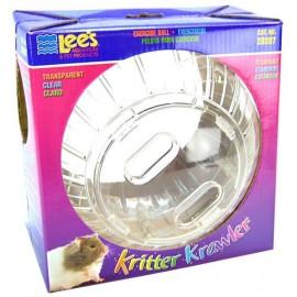 Esfera para Hamsters Transparente - Mediana - Envío Gratis