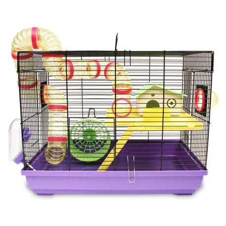 Jaula San Diego II Para Hamster - Envío Gratis