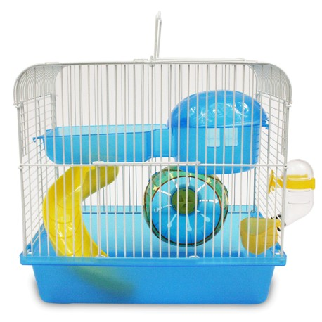 Jaula San Francisco II-R Para Hamster - Envío Gratis