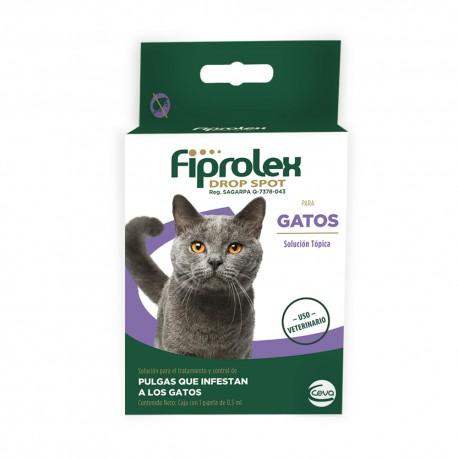 Fiprolex Gatos - Envío Gratis