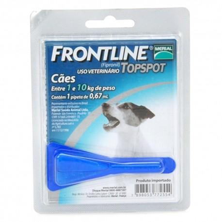 Frontline Top Spot Perros - Envío Gratis