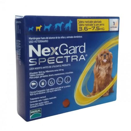 Nexgard Spectra - Envío Gratis