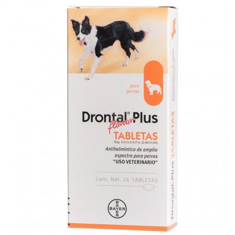 Drontal Plus Flavour - Envío Gratis