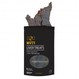 Mutt Liver Treats