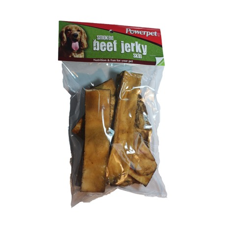 Smoked Beef Jerky Skin (4oz.) - Envío Gratis