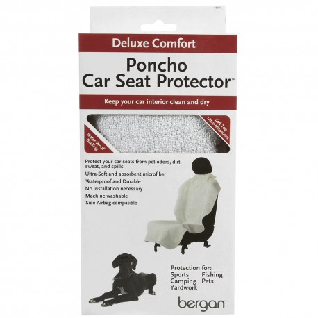 Front Deluxe Poncho Seat Protector - Envío Gratis