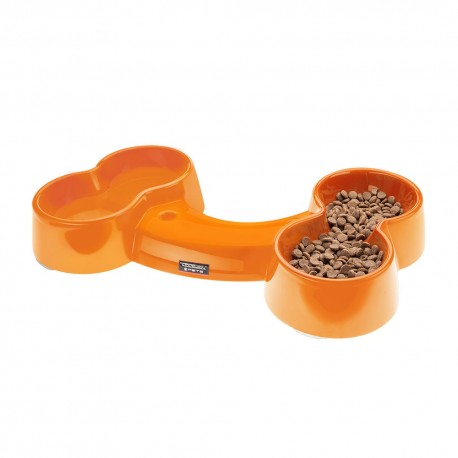 Bowl Hueso Tangerine - Envío Gratis