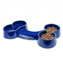Bowl Hueso Dynamic Blue