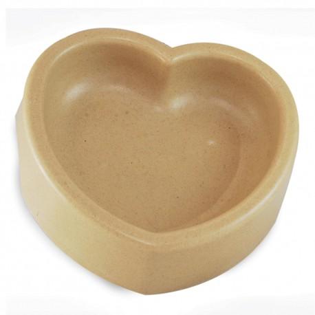 Bowl Bamboo Corazón - Envío Gratis