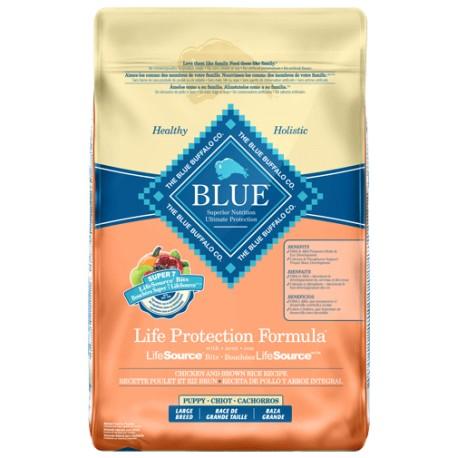 Life Protection Pollo y Arroz Cachorro Raza Grande - Envío Gratis