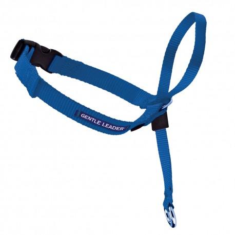Collar Gentle Leader: Azul - Envío Gratis