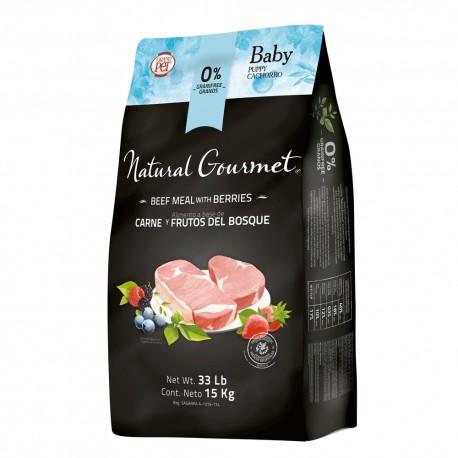 Natural Gourmet Baby Cachorros - Envío Gratis