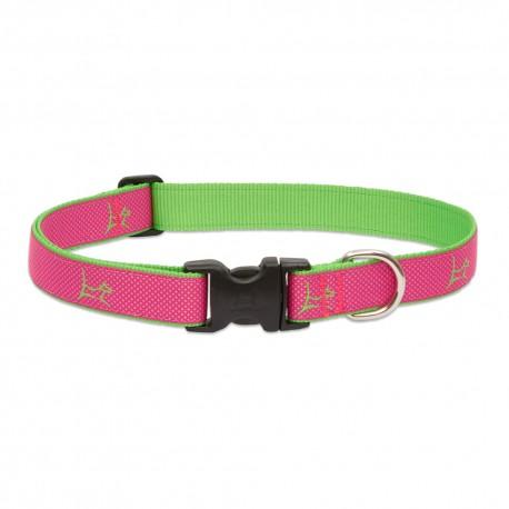 """Collar 1"""" Bermuda Pink - Envío Gratis"""