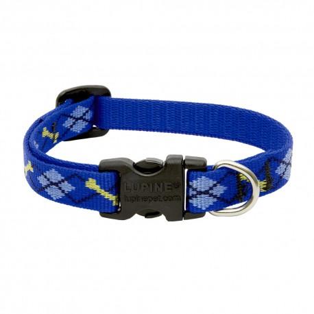 """Collar 1/2"""" Dapper Dog - Envío Gratis"""