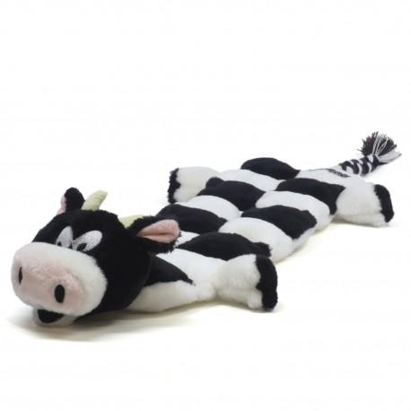 Squeaker Mat Long Body - Cow - Envío Gratis
