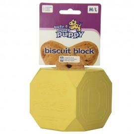 Puppy Biscuit Block