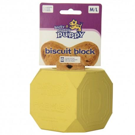 Puppy Biscuit Block - Envío Gratis
