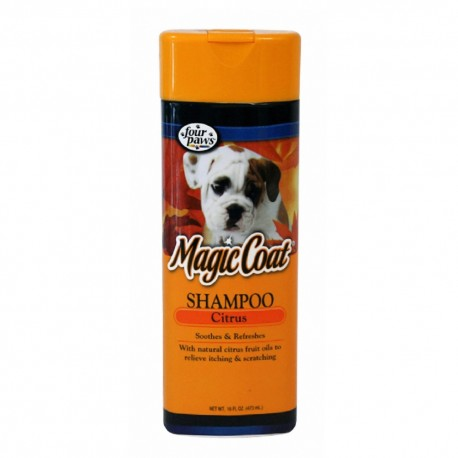 Shampoo Natures Organic Citrus - Envío Gratis