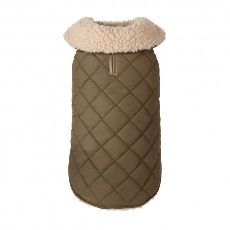 Chamarra Quilted Shearling - Envío Gratis