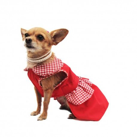Vestido Cherry-Berry - Envío Gratis
