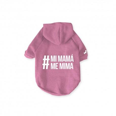 Hoodie Mi Mamá Me Mima - Envío Gratis