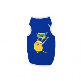 Playera Tank Top: DUDE
